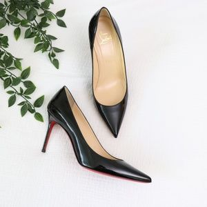 Christian Louboutin Pigalle Follies 85 patent 37